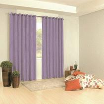 Cortina Blackout 4,00x2,50 Corta Luz Colors  Admirare