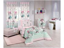 Cortina para Quarto Infantil Santista Disney  - Minnie Liberty 2,80x1,80xm