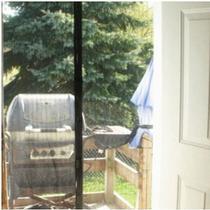 Cortina Tela Mosquiteiro Porta Protetora Contra Insetos Mosquitos -