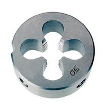 Cossinete HSS M 8 x 1.25mm Sem Peeling DIN 223/b 25x9mm 105/8C - Osg