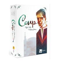 """Coup + Expansão """"A Reforma"""" - Jogo de Cartas - Grok -"""