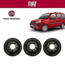 Coxim Borracha Filtro Ar Doblo 2011 Original Fiat Kit com 3 -