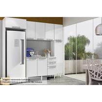 Cozinha Art In Mia Coccina 5 Pçs CZ51 s/Pia Branco - A costa rica