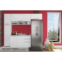Cozinha Art In Mia Coccina 5 Pçs CZ55 s/Pia Branco - A costa rica