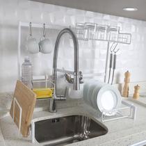 Cozinha Autossustentável Escorredor de Louças Pequena 63cm - Dicarlo