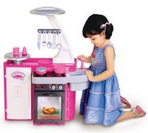 Cozinha Classic Infantil C/ Fogão, Pia, Armário Cotiplás Ref. 1601 -