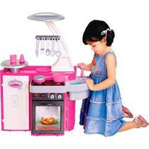 Cozinha Classic Infantil C/ Fogão, Pia, Armário - Cotiplas