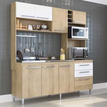 Cozinha Compacta 3 Peças 173 Blume Casamia (Não Acompanha Pia e Torneira) Branco -