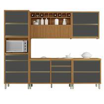 Cozinha Compacta 5 Peças Baronesa-Nesher Móveis -