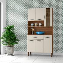 Cozinha Compacta 6 Portas Golden Kits Paraná - Kits Parana