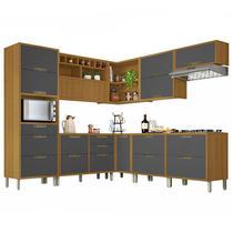 Cozinha Compacta 9 Peças Imperatriz-Nesher Móveis -