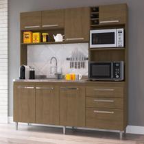 Cozinha Compacta Blume Casamia 7 Portas 2 Gavetas - Dakar -