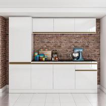Cozinha Compacta C/ Tampo 2400 Pietra  GenialFlex. -