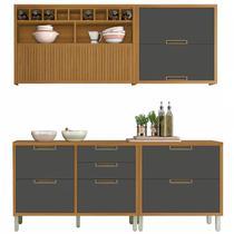 Cozinha Compacta com 4 Peças Imperatriz-Nesher Móveis -