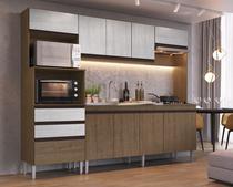 Cozinha Compacta com Armário e Balcão Ariel Casamia -