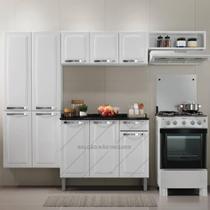 Cozinha Compacta Itatiaia Rose 7 Portas -