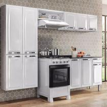 Cozinha Compacta Itatiaia Rose com Balcão 105 -