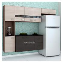 Cozinha Compacta Julia 3 Peças Poquema -