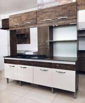 Cozinha Compacta Luisa 1,85mts - IRM