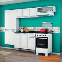 Cozinha Compacta Rose 7 PT Branca - Itatiaia