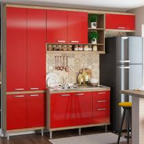 Cozinha Compacta Sicília 4 Peças 5840 Multimóveis -