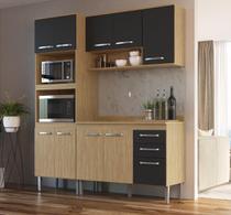 Cozinha Completa 3 Peças com Tampo Bélgica Casamia A3094 -