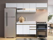 Cozinha Completa 4 Peças 100% MDF Casablanca Casamia A3498 -