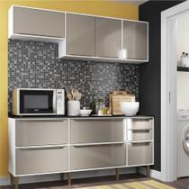 Cozinha Completa c/ Armário e Balcão Nice Multimóveis -