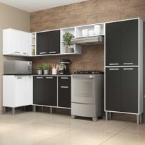Cozinha Completa c/ Armário e Balcão Xangai Zouk Multimóveis -