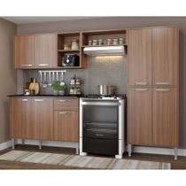 Cozinha Completa Compacta Xangai Plus Multimóveis Nogueira -