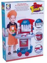 Cozinha Completa Infantil Play Time Para Meninos - Cotiplás -