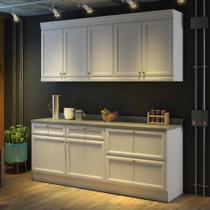 Cozinha completa Nesher Americana 3 - Branco -