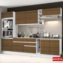Cozinha Completa Planejada Glamy Vicenza Madesa -