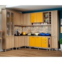 Cozinha Completa Sicília 11 Peças 5805 Multimóveis -