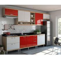 Cozinha Completa Sicília 7 Peças 5800 Multimóveis -