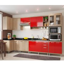Cozinha Completa Sicília 7 Peças 5830 Multimóveis -