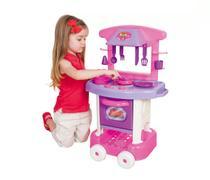 Cozinha da Cotiplás Play Time Rosa - Cotiplás -
