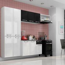 Cozinha de Aço Compacta 4 Peças Amanda Itatiaia -