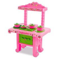 Cozinha Fogãozinho Da Moranguinho - Mimo Brinquedos -