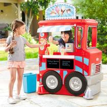 Cozinha Food Truck Little Tikes -