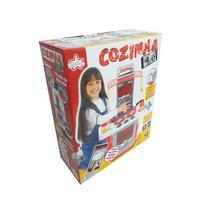 Cozinha Infantil 4.0 com Realidade Aumentada - Big Star -