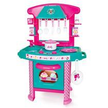 Cozinha Infantil Barbie Chef Cotiplás 2228 - Cotiplas