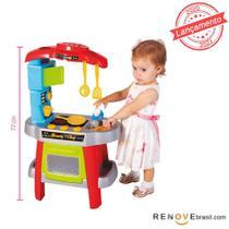 Cozinha Infantil Beauty Chef Azul - Maral