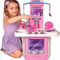 Cozinha Infantil Big Cozinha 630-nbc Fogãozinho Panelinha - Playmobil
