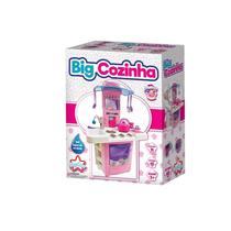 Cozinha Infantil Big Cozinha - Big-star 630-NBC! - Big Star