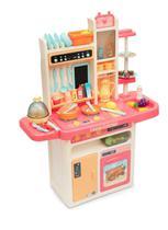 Cozinha Infantil Brinquedo Com Água Luz Som Fumaça 65 Peças - Bhstore