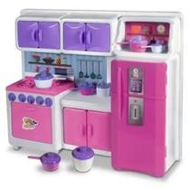 Cozinha Infantil Coleção Cozinha Cristal Lua De Cristal -