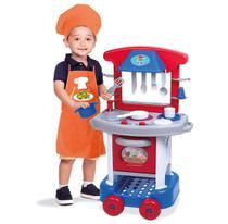 Cozinha Infantil Completa Play Time Cotiplás - 2421 -