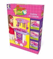 Cozinha Infantil Completa Play Time Cotiplas - Cotiplás