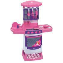 Cozinha infantil fogaozinho magica magic toys -